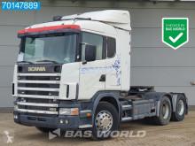 Trekker gevaarlijke stoffen / vervoer gevaarlijke stoffen Scania R 420