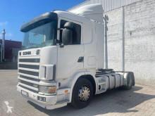 Влекач Scania R124 420