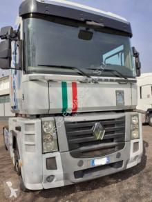 Renault Magnum 520 tractor unit used hazardous materials / ADR