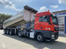 Camión MAN TGX 18.460 4x4H BLS - Automatik Kipphyd. Euro 6 volquete usado