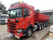 شاحنة مفصلية حاوية Scania R 500