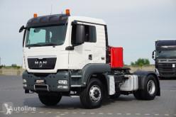 Ťahač MAN TGS / 18.440 / 4 X 4 / E 5 / UAL / HYDRAULIKA / HYDRODRIVE ojazdený