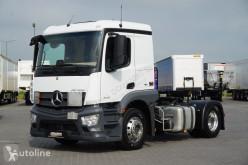 Cabeza tractora MERCEDES-BENZ ACTROS / 1843 / ACC / MP 4 / EURO 6 / PEŁNY ADR / WAGA 6699 KG