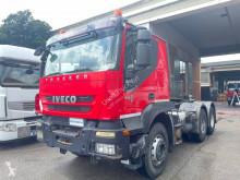 Cabeza tractora convoy excepcional Iveco Trakker AT 720 T 45 T