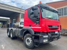 Tracteur convoi exceptionnel Iveco Trakker AT 720 T 45 T