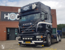 جرار Scania 6x2 Handbak + Retarder R500 BOOGIE SHOWTRUCK!! مستعمل