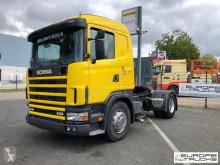 Tracteur Scania 124 420 Steel/Air - Manual - - Highline