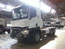 Cabeza tractora convoy excepcional Renault C-Series 520.26 DTI 13