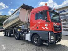 Camion benne MAN TGX 18.460 4x4H BLS - Kipphyd. + Thermo Kipp.
