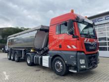 Camion MAN TGX 18.460 4x4H BLS - Kipphyd. + Thermo Kipp. benne occasion