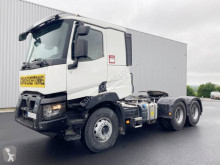 Cabeza tractora Renault convoy excepcional usada