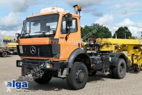 Mercedes 1729 AK 4x4, Allrad, ABS, nur 42.000km, Klima Sattelzugmaschine gebrauchte