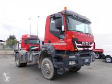 Cabeza tractora Iveco Stralis AD400T45WT 4X4 usada