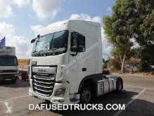 Тягач опасные продукты / правила перевозки опасных грузов DAF XF 460