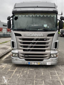 Tracteur Scania R 420 High Line occasion