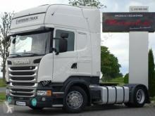 Tracteur Scania R 450 / LOW DECK / RETARDER / MEGA / ACC/EURO 6