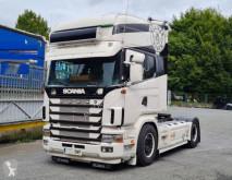 Cabeza tractora Scania R 144R460 usada