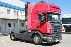 Scania tractor unit R 500 V8, STANDARD, TOP LINE,OPTICRUISE,RETARDER