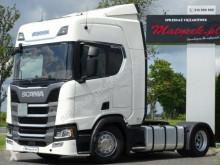 Scania R 450 / LOW DECK / RETARDER/MEGA/NEW MODEL/2018Y Sattelzugmaschine gebrauchte