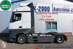 Tracteur convoi exceptionnel Mercedes Actros Actros 1842 Stream Space Retarder 2xTank Spurh.