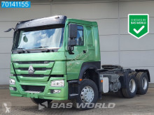 Tracteur HOWO 371 NEW! Manual Big-Axle Steelsuspension occasion