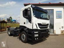 Cabeza tractora Iveco Stralis X-Way X-Way 420(AS440X42T/P ON+) 4x4 Kipphydraulik usada