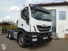 Tracteur Iveco Stralis X-Way X-Way 570(AS440X57TZ/P ON+) 6x6 Kipphydraulik 2x