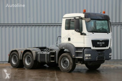 Cabeza tractora MAN TGA 33.480, 6x4, RETARDER, HYDRAULIC, 411000 KM! usada