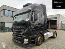 Tracteur convoi exceptionnel Iveco Stralis 460 / Intarder / Standklima / Xenon