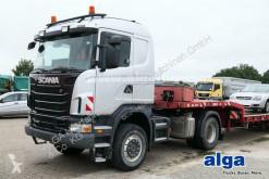 Cabeza tractora Scania G440CA4x4HHZ, Allrad, Retarder, Motor überholt