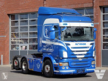 Trekker Scania R 500 tweedehands