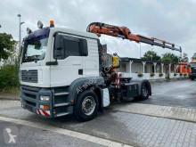 Cap tractor MAN TGA TGA 18.400 Atlas 190.2EA4 Kran*Funk /Klima second-hand