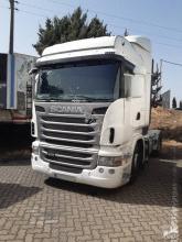 Tracteur Scania LA R 440 occasion