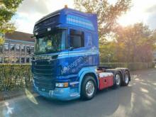 Cabeza tractora Scania R730 V8 6X2/4 Retarder / Lenk und Liftachse usada