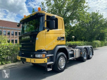 Tracteur convoi exceptionnel Scania G G450 6X4 / Kipphydraulik / Euro6 / D-LKW
