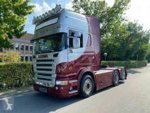 Cabeza tractora Scania R500 V8 6X2 Kipphydraulik / Retarder / Euro 4