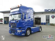 Scania R 490 Sattelzugmaschine gebrauchter
