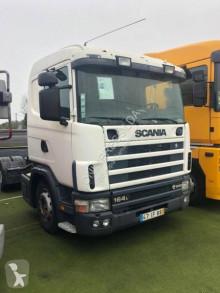 Trekker Scania R 164R580 tweedehands