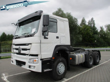Cap tractor Howo Sinotruk 420 - New - Manual - - Steelsuspension noua
