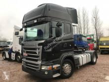 Tracteur Scania R R 420 / Euro 5 Topline / 3 pedal / neuer Motor occasion