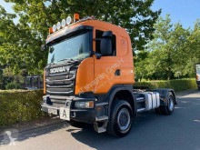 Tracteur Scania G490 4X4 Kipphydraulik / Retarder / Euro 6 occasion