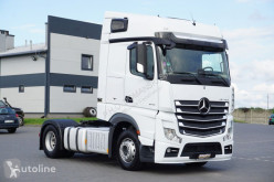 MERCEDES-BENZ ACTROS / 1845 / ACC / MP 4 / EURO 6 / BIG SPACE / BAKI 1300 LITR tractor unit used