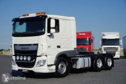 Tracteur DAF / 106 / 510 / 6 X 4 / ACC / EURO 6 / DMC 61 000 KG HYDRAULIKA