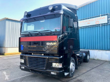 Tracteur DAF 95-430XF SPACECAB (EURO 2 / ZF16 MANUAL GEARBOX / AIRCONDITIONING) occasion
