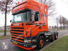 Scania R 164 tractor unit used