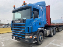 Tracteur Scania R 164R580 occasion