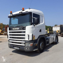 Tracteur Scania 124L-400 occasion
