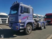 Tracteur convoi exceptionnel MAN TGA 33.480