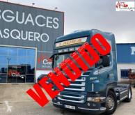 Trekker Scania R500 V8 tweedehands