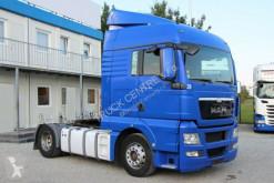 Cabeza tractora MAN TGX 18.480, STANDARD, EURO 5, TIRES 60%, TOP usada